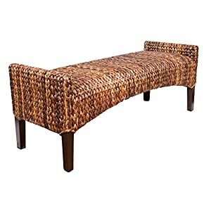 514DhpBhMfL._SS300_ Wicker Benches & Rattan Benches