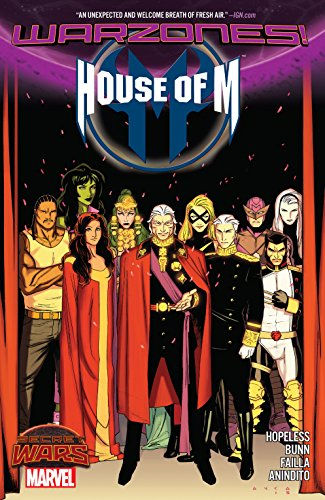 House of M: Warzones! (House of M (2015))