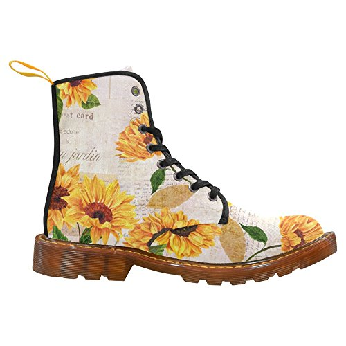 InterestPrint Women's Boots Unique Designed Comfort Lace Up Boots Multi 5 discount supply clearance get to buy 5neDteCJ1