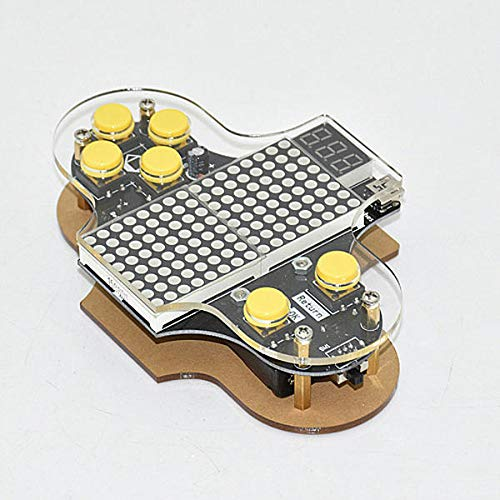 Compatible SCM & DIY Kits Compatible Kits & DIY Kits - Electronic Game Console Kit Game Soldering Practice Kit