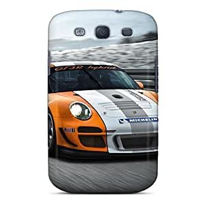 Protection Cases For Galaxy S3 / Cases Covers For Galaxy(porsche Gt3 R Hybrid)