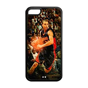 Custom Stephen Curry Basketball Series Iphone 5C Case JN5C-1197