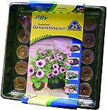 Jiffy 5032 Professional Greenhouse 25-Plant Starter Kit