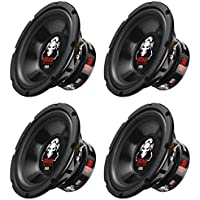 Boss Audio 8-Inch Dual Voice Coil 4-Ohm 1000-Watt Car Subwoofer (4 Pack) P80DVC