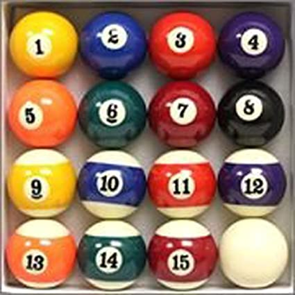 Buy JBB Pool Ball Set (16 Balls) Online at Low Prices in India - Amazon.in e6e45cfb7e