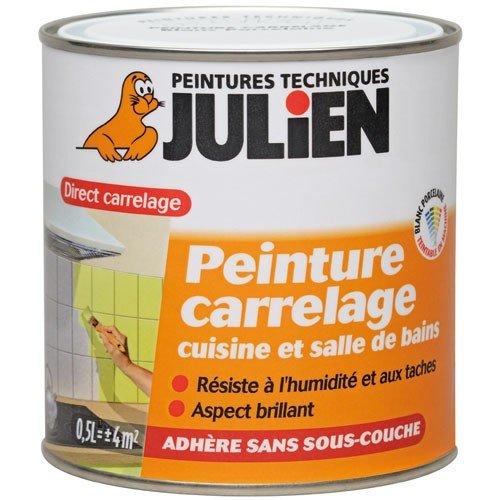 Peinture carrelage - 0.5 L - figue ICI PAINTS DECO FRANCE JULIEN