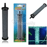 "Air Bubble Stone Aquarium Fishtank Hydroponics Aerator Diffuser 5.4"" 13cm"
