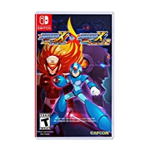 NSW Mega Man X Legacy Collection 1+2 Nintendo Switch Games and Software