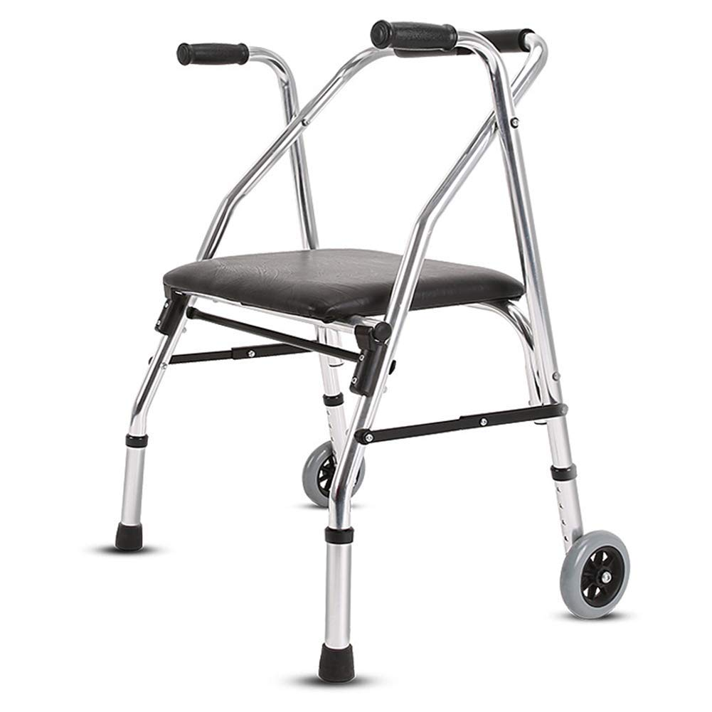 Rehabilitation Walker for The Elderly Can Be Folded and Easily Carried to Help Patients with Severe Lower Limb Function Damage Standing and Walk Go
