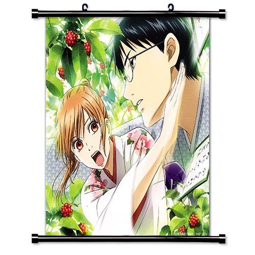 Chihayafuru Anime Fabric Wall Scroll Poster