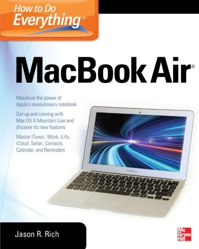 (How to Do Everything MacBook Air)