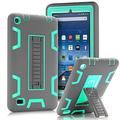 "TOPSKY Fire 7""  Case,,Shock-Absorption / High Impact"