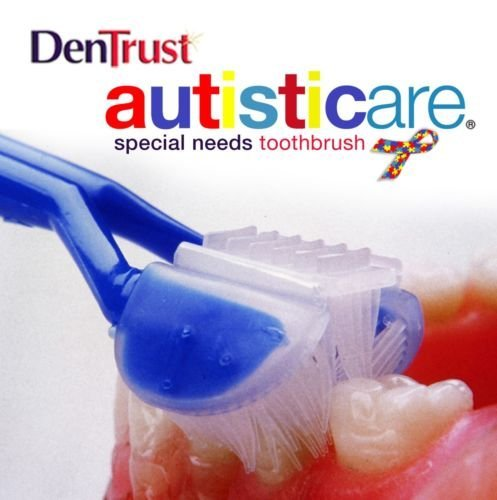 DenTrust 3 Sided Toothbrush Specialty Autistic product image