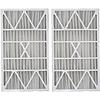 Lennox X0445 20x25x6 MERV 8 Comparable Air Filter - 2PK