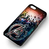 The Avengers Age of Ultron for Iphone 6 and Iphone 6s Case (Black Rubber Case)