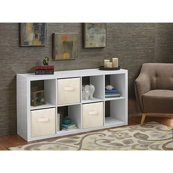 modern eight square cubbies white lacquer closet storage unit with cubes shelves cabinet shoe organizer space