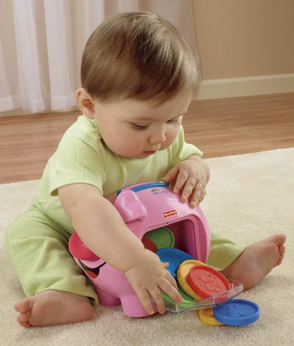 Fisher-Price Laugh & Learn: Learning Piggy Bank