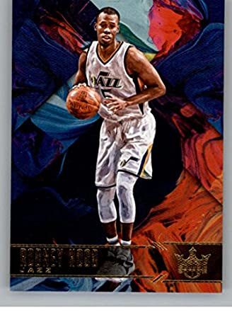 078f2c764 Amazon.com  2017-18 Panini Court Kings  86 Rodney Hood Jazz ...