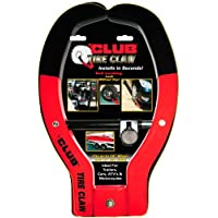 Ganador internacional The Club 491 Tire Claw XL Dispositivo de seguridad