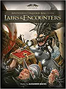 Adventurer Conqueror King System Lairs Amp Encounters
