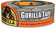"Gorilla Silver Duct Tape, 1.88"" x 35 yd, Silver, (Pack"