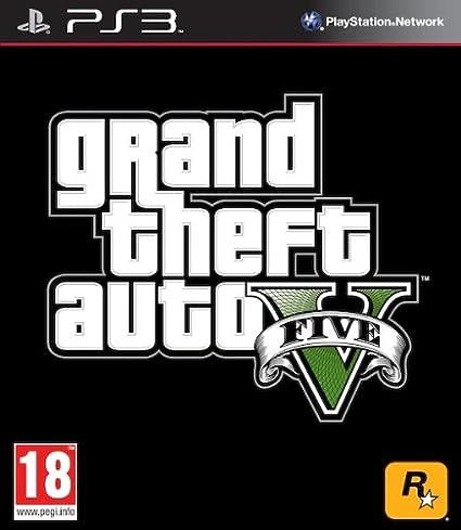 GTA: GRAND THEFT AUTO V PS3: Amazon.es: Videojuegos