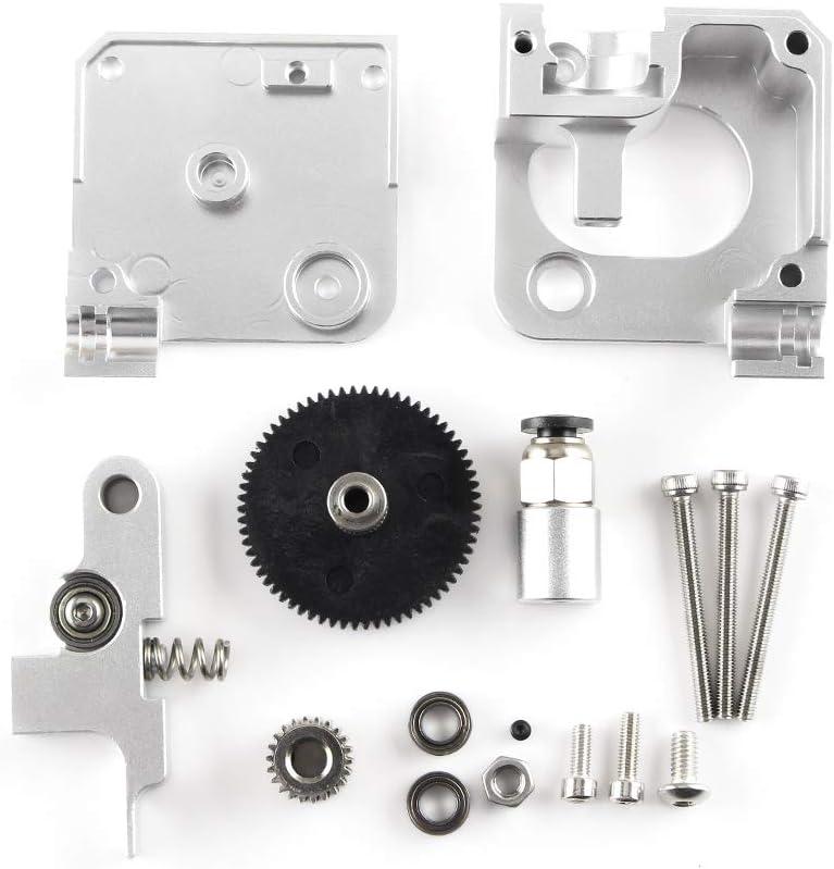 Huante 3D Printer Upgrad Parts Tita Aero Metal Extrusora Brazo para 1,75 mm Prusa I3 MK2 Impresora 3D Piezas