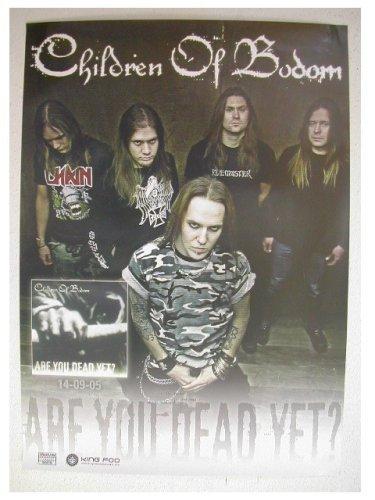children of bodom poster