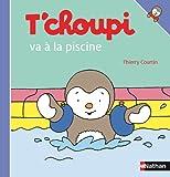 T'Choupi Va a la Piscine (French Edition)