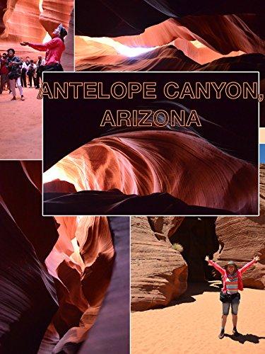 (Upper Antelope Canyon, Arizona )