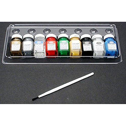 tional Enamel Paint Set ()