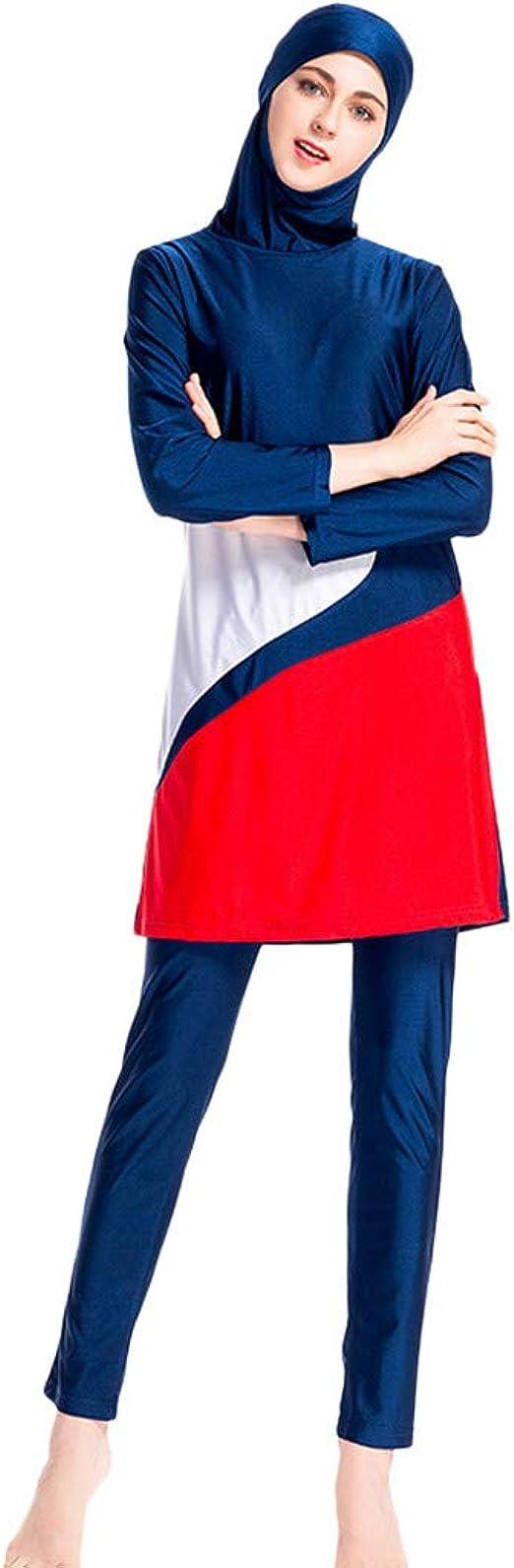Xinantime Nouvelles Maillots de Bain Musulman Femmes Filles Musulmanes Modeste Beachwear Couverture Compl/ète Islamique Hijab Muslim Swimwear