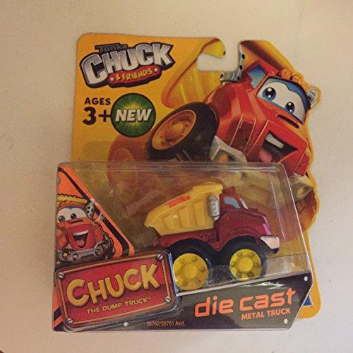 Chuck Dump Truck Cast Metal product image