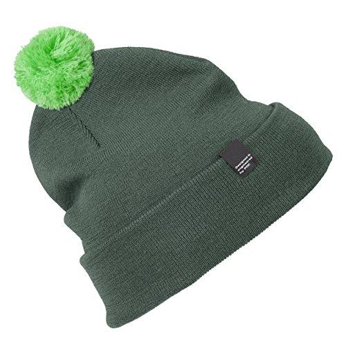 64181 Verde Cinnabar Lutetium Petit Pompones Gorro One Green Gorro lutecio POC Size Green Rojo 1UqzSz