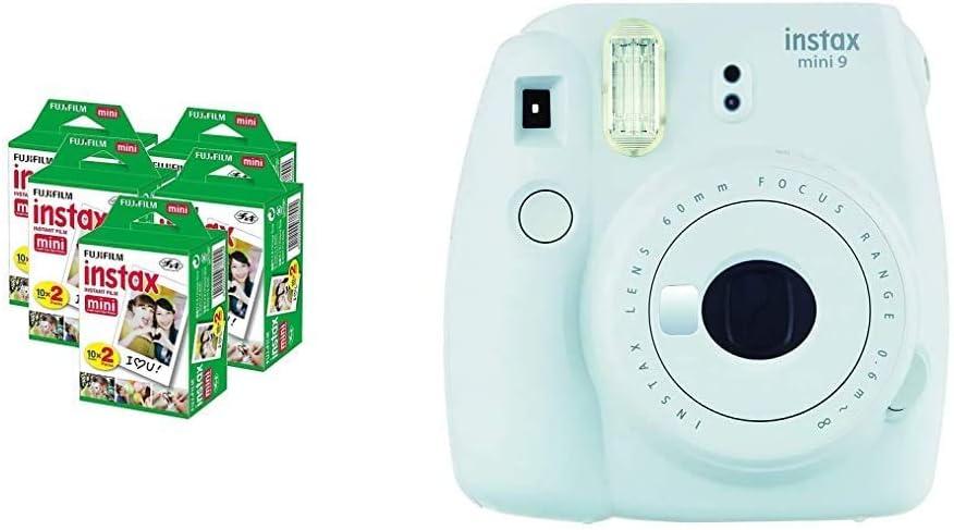 Fujifilm Instax Mini Film Instax Mini 9 Kamera Eis Kamera