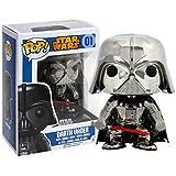 限定POP! スター・ウォーズ ダース・ベイダー クロムメッキ版 POP! - Star Wars Series: Star Wars - Darth Vader Chrome Plated Version