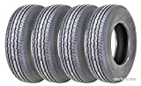 4 New Grand Ride Premium Trailer Tires ST 175/80R13 8PR Load Range D - 11012 …
