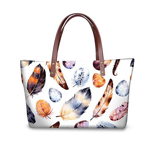 Print W8ccc4284al Handbags Bages FancyPrint Tote Casual Fruit Women CwSnfW47f