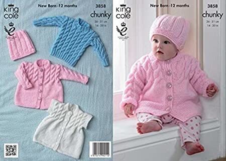 ec9239f80 King Cole Baby Big Value Chunky Coats
