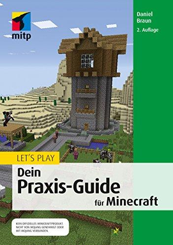 Amazoncom Lets Play Dein PraxisGuide Für Minecraft Mitp - Minecraft hauser zum nachbauen fur anfanger deutsch