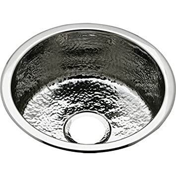 Elkay SCF16FBSH The Mystic Specialty Collection Sink, Hammered   Single  Bowl Sinks   Amazon.com