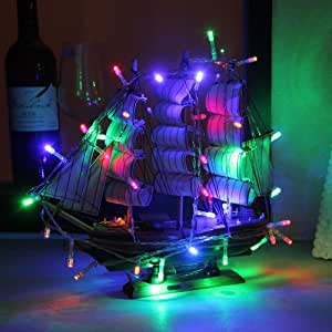 battery operated christmas lights innoo tech 30 led battery operated string 10393