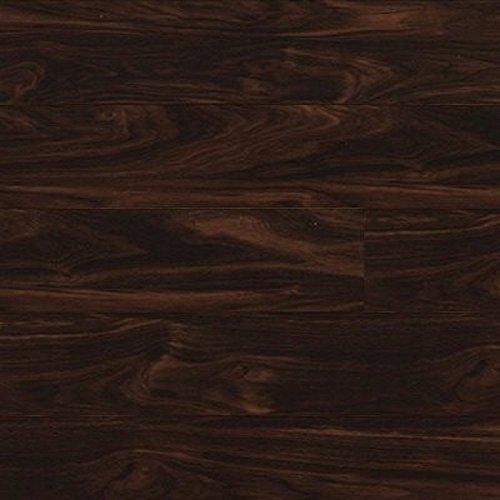 Dark Wood Flooring (American Concepts DR07 Dalton Ridge Laminate Flooring, 8 Mm, Dark Brown)
