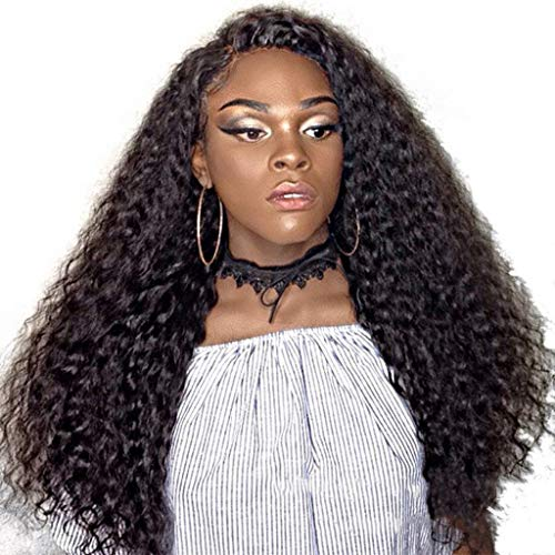 jessica hair black women curly brazilian virgin lace front wigs human glueless with baby dorosy density short bob remy (A)