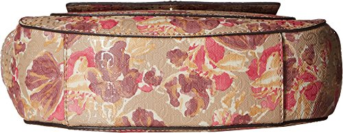Crossbody Bag Womens Multi Floral Marian Saddle GUESS ZPanwSAx