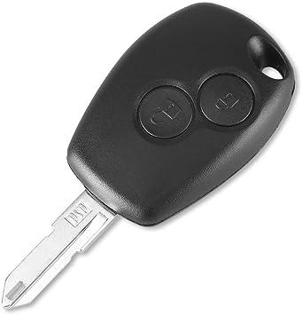 Twingo Master cle Coque Télécommande Plip Renault Scenic Kangoo Clio Megane