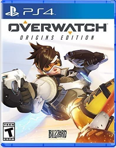 Amazon com: Overwatch - Origins Edition - PlayStation 4