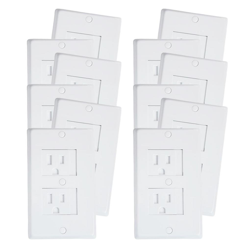 KidCo Universal Outlet Covers 12-Pack