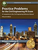 img - for Practice Problems for the Civil Engineering PE Exam: A Companion to the Civil Engineering Reference Manual, 15th Ed book / textbook / text book