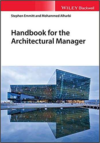 amazon handbook for the architectural manager stephen emmitt